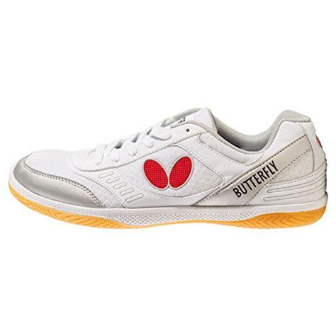 Tenis Meja Terbaru butterfly table tennis lezoline zero shoe