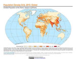 World Population Density Map by Want An Energy Efficient Data Center Build It Underwater