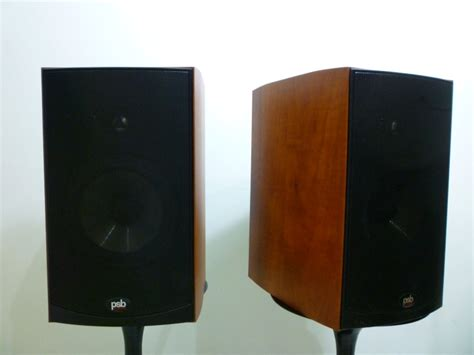 psb alpha b1 bookshelf speaker sold
