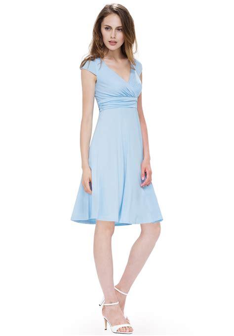 Dress Line S s a line v neck bodycon casual dresses