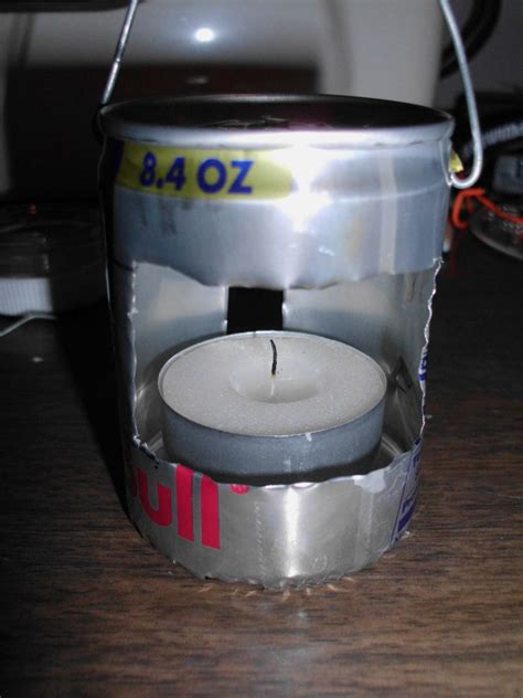 prototype diy micro candle lantern hammock forums gallery