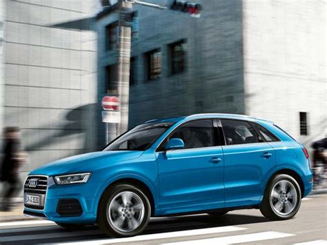 Audi Q3 Diesel Price In India by Audi Q3 1 4 Tfsi Petrol Launched In India Priced At Rs