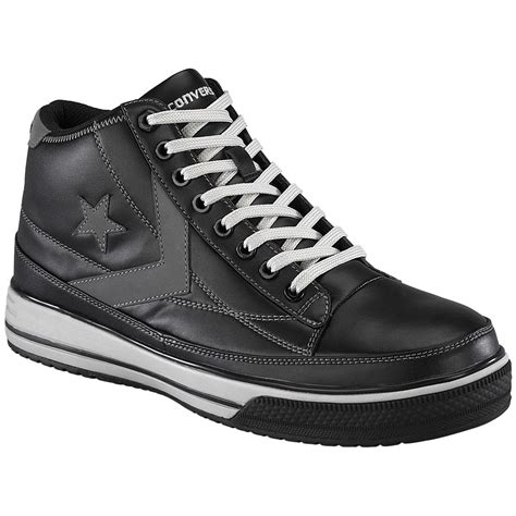 work sneakers mens s composite toe converse 174 c3755 high top athletic