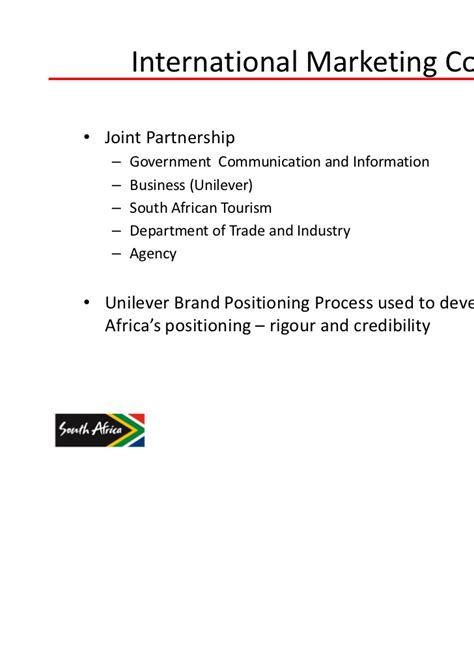 Phase 3 Marketing And Communications Introduces 6 Centers Of Excellence by Brand South Africa And Football World Cup 2010 By Lethepu