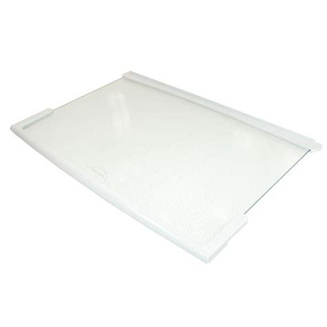 genuine smeg fridge freezer glass shelf w white trim ebay