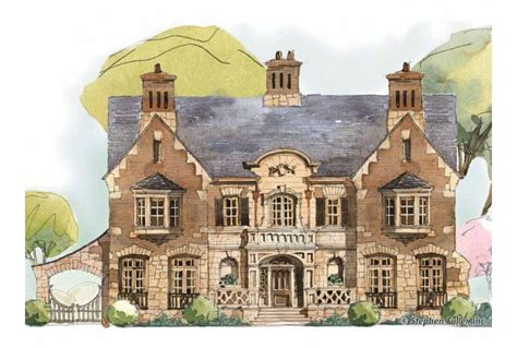 english country home plans english country style house plans home design and style
