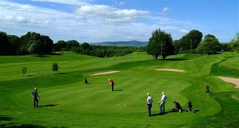golf golfing newtownstewart   hole