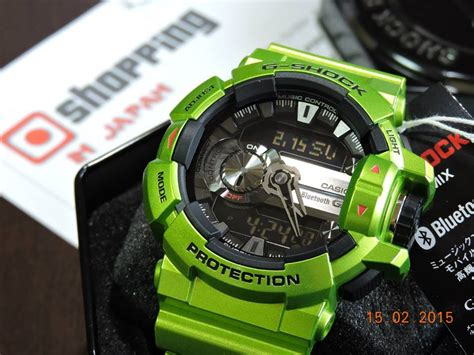 gshock gba 400 g mix green blue g shock g mix gba 400 3b green version 7 casio