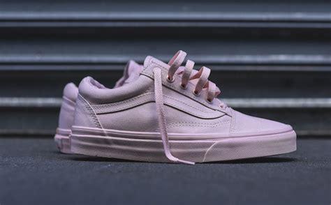 Vans Os Pink by Vans Skool Mono Pack Pink Blue Sneaker Bar Detroit