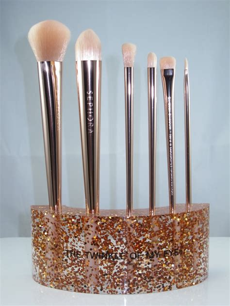 Brush Sephora sephora glitter happy brush set review cosmetics