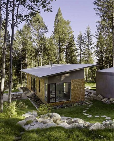 small modern cabins 25 best ideas about small modern houses on pinterest