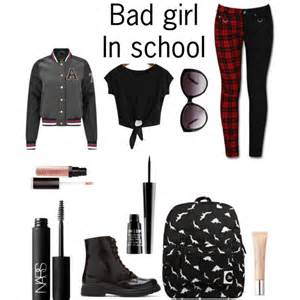 bad in polyvore