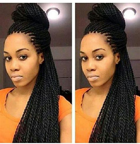 Single Twist Hairstyle by Singles Twists Protectivestyles Hair
