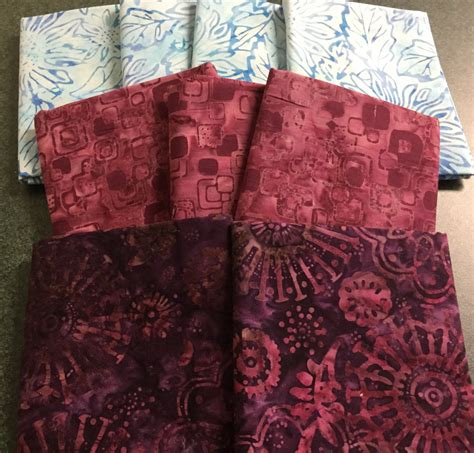 Sale Batik 1 batik half yd cuts 2 sale