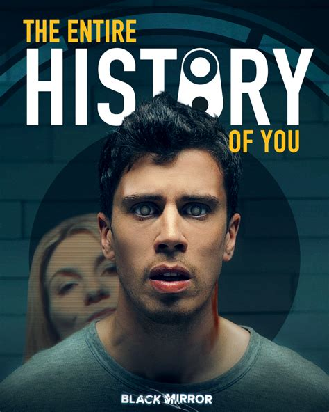 black mirror the entire history of you black mirror the entire history of you posterspy