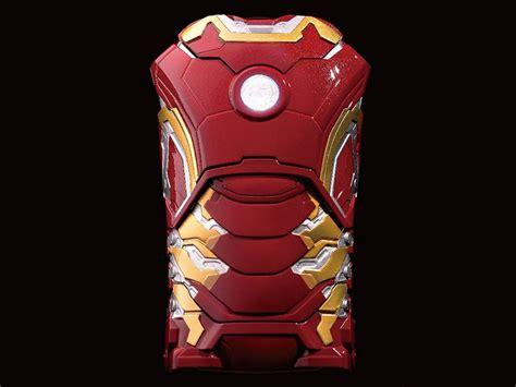 Casing Samsung C5 Marvel Custom Hardcase gameover hk iron mk xliii armor for iphone 6
