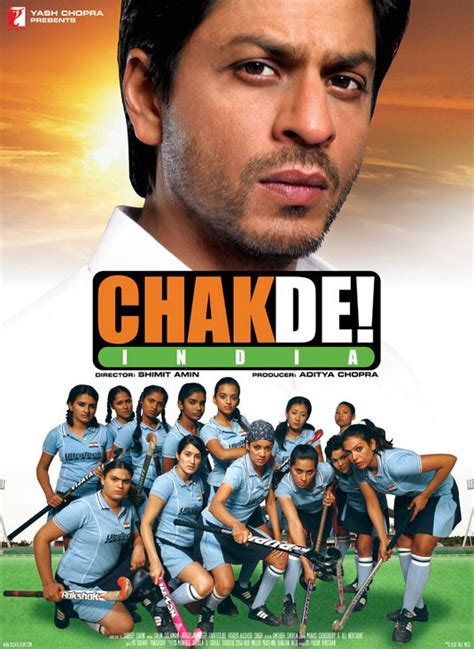 Film India Terbaru Shahrukh Khan Full Movie | chak de india 2007 full movie watch online free