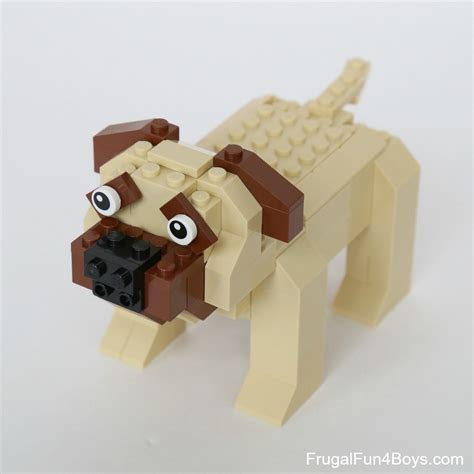 lego dog house instructions more lego dogs dachshund and mastiff building instructions