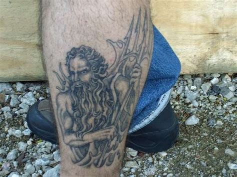 tattoo pictures of king neptune king neptune tattoo