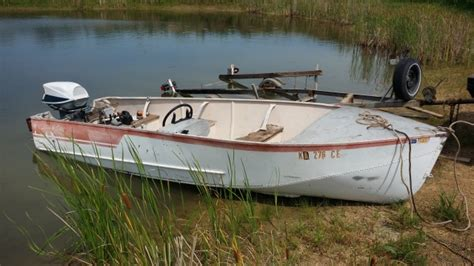star aluminum boats boat restoration advice 68 lone star 16 aluminum the