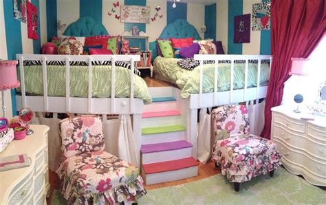 twin girls bedroom twins room finally done girls room ideas pinterest