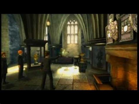 harry potter prefects bathroom harry potter ootp trophy room library prefect dormitory youtube