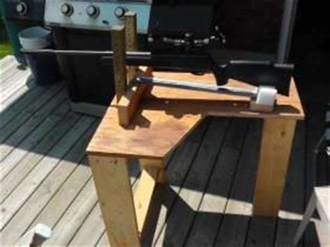 air rifle bench rest airguns springer bench rest that works air rifle air
