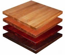 Solid wood table tops bar amp restaurant furniture tables chairs