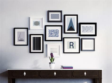 Bilderrahmen Befestigung Wand by Passende Fotorahmen Finden Und Fotos Richtig Anordnen