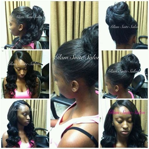 short vixen sew in versatile sew in on short hair www imgkid com the