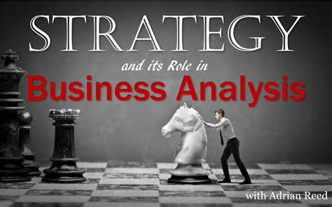 Business Analytics Mba Projects by Strategy And Its In Business Analysis