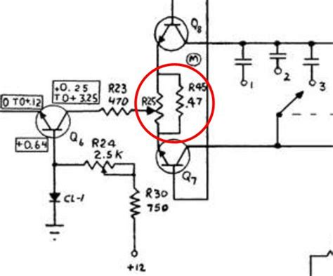 resistor filter circuit and here you can find my spice model version of the original circuit attention clicking the