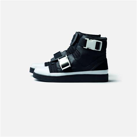 Buckle Adidas Original adidas slvr high top buckle sole collector