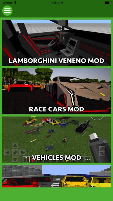 mod game app store cars mod for minecraft pc game on the app store