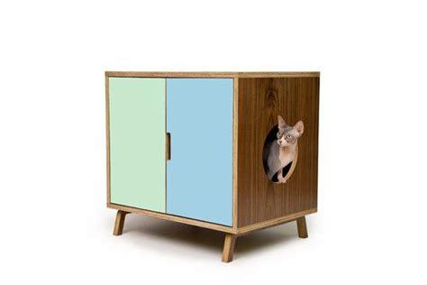modern litter box furniture mid century modern pet furniture cat litter box cover