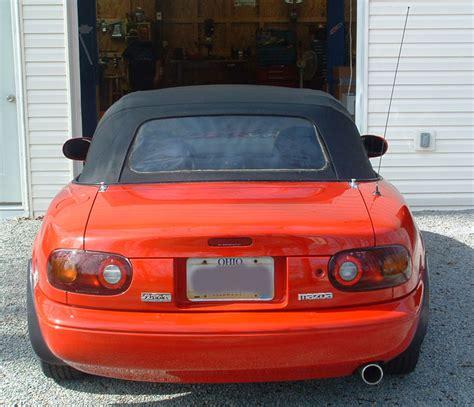 miata 1990 mazda mx5 w hardtop for sale all wrapped up