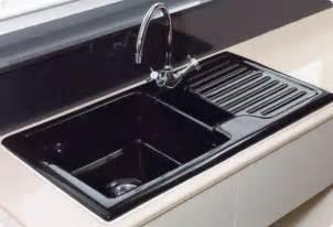 Black Ceramic Kitchen Sinks | black porcelain kitchen sink 28 images reginox black