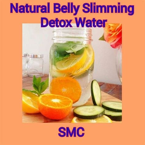Belly Slimming Detox Water by Belly Slimming Detox Water Savvy Mommies Club