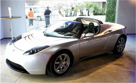 Tesla Roadster Electric Car Tesla Motors On Electric Cars Electric Cars And Hybrid