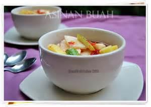 molika kitchen asinan buah