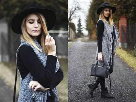Anelia Black Polka gabriela kugla grey and black lookbook