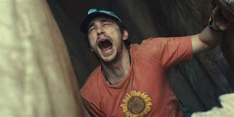 rock climber that cut off his arm 20 most intense hold your breath movie scenes of all time