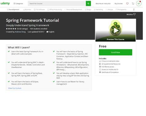 netbeans tutorial for jsp pdf spring framework tutorial spring tutorial for beginners