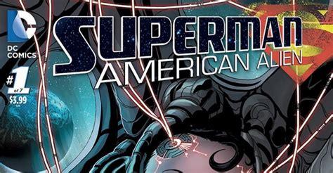 libro superman american alien hc primer vistazo a superman american alien 1