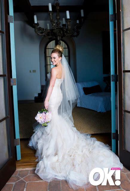 Wedding Bells For Hilary by Wedding Hilary Duff Wedding Bells