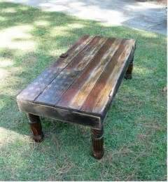 American Flag Pallet Coffee Table » New Home Design