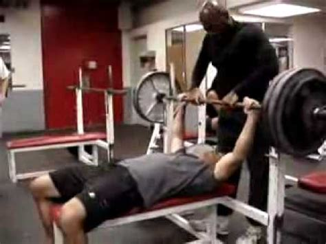 bench press accidents bench press accident youtube