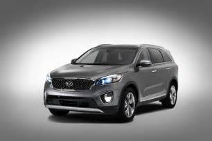 Sorento Kia 2016 2016 Kia Sorento Exterior Revealed Preview The Fast