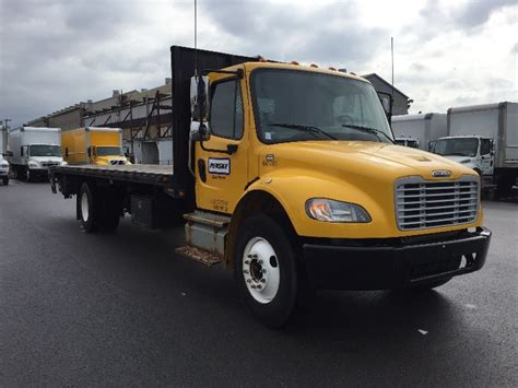 truck pa used flatbeds for sale in pa penske used trucks