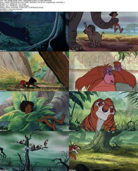 the jungle book pictures walt disney s quot the jungle book quot 1967 animation and